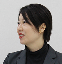 代表取締役社長 幾島光子